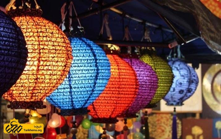 بازار شبانه چیانگ مای تایلند