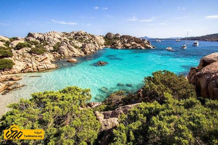 بکرترین جزیره های اروپا