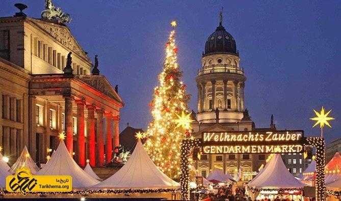جاذبه های گردشگری برلین