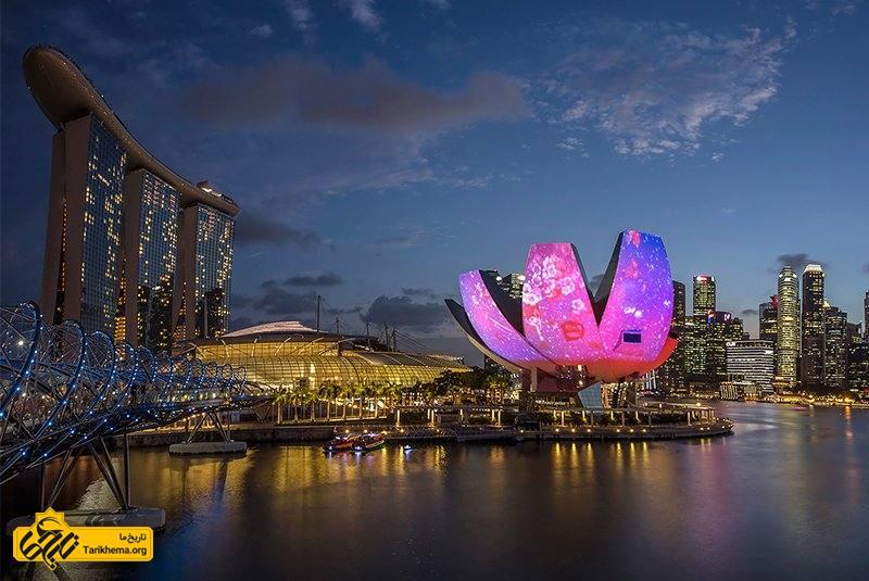 موزه های سنگاپور