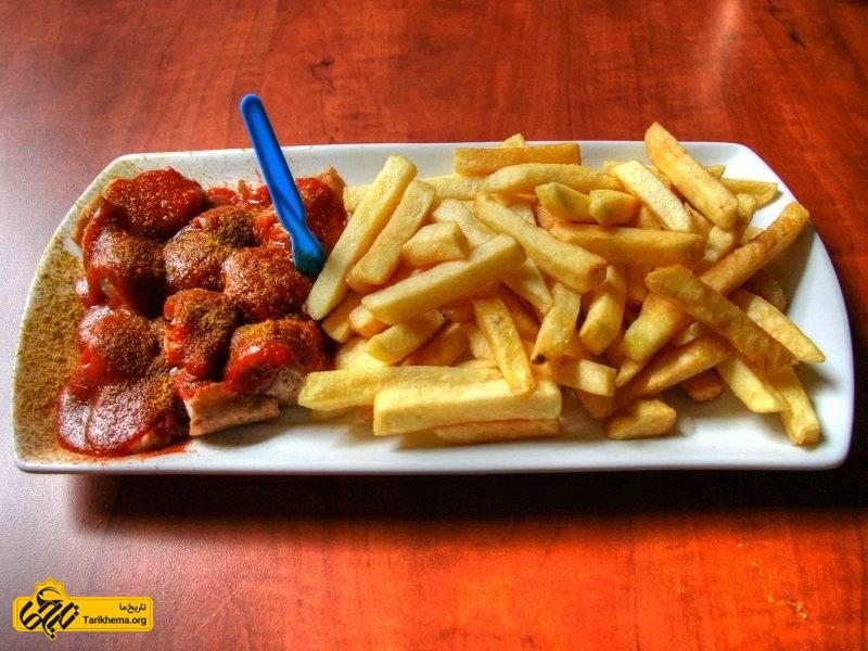 خوشمزه ترین غذاهای آلمانی