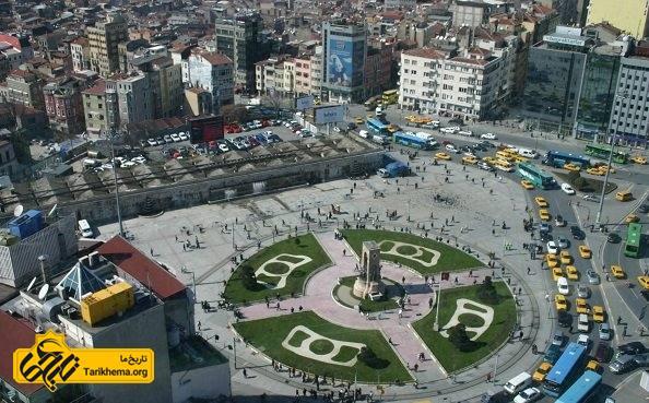 میدان تکسیم استانبول
