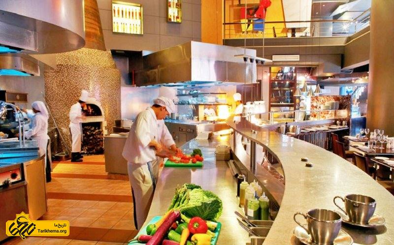 رستوران های لوکس مالزی