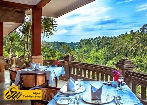 رستوران های بالی