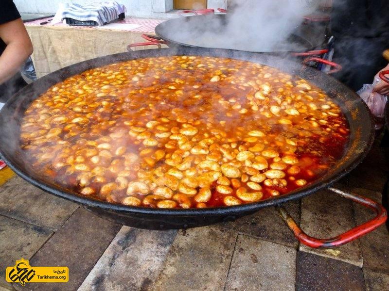 غذاهای عجیب و غریب آسیای شرقی
