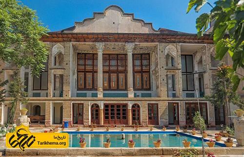 تصاویر؛ خانه امام جمعه در بازار تهران!