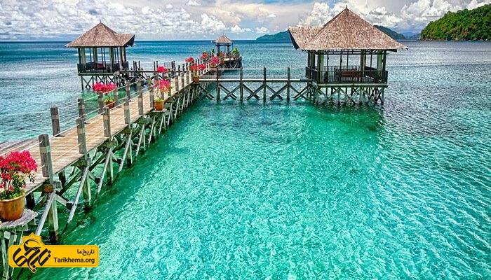 جزایر صباح مالزی