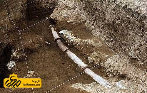 آبرسانی 5000 ساله در منطقه فراش سد سیمره