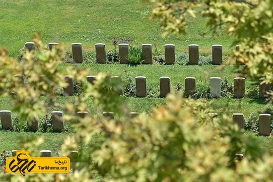 متفاوتترین قبرستان خارجیها در قلب تهران