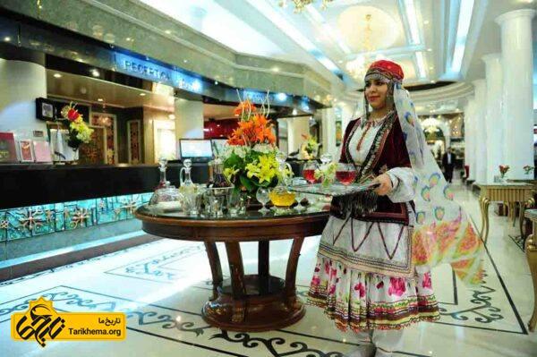 هتل بین المللی قصر مشهد