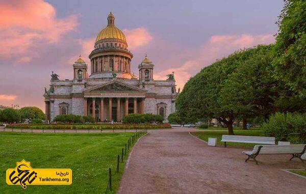 جاذبه های تاریخی سنت پترزبورگ