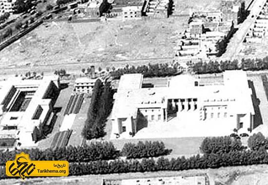 ناداستان دانشگاه تهران