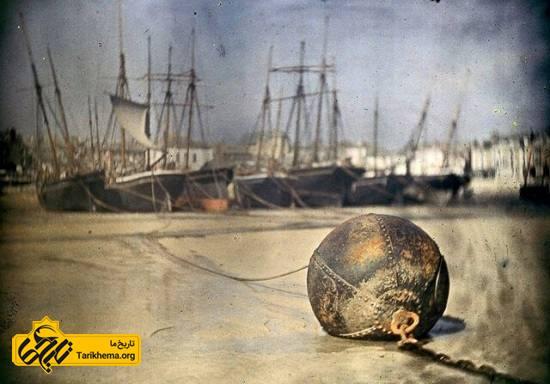 نخستین عکسهای رنگی دنیا