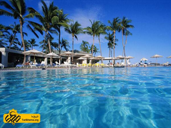 هتل های خصوصی جزایر کارائیب