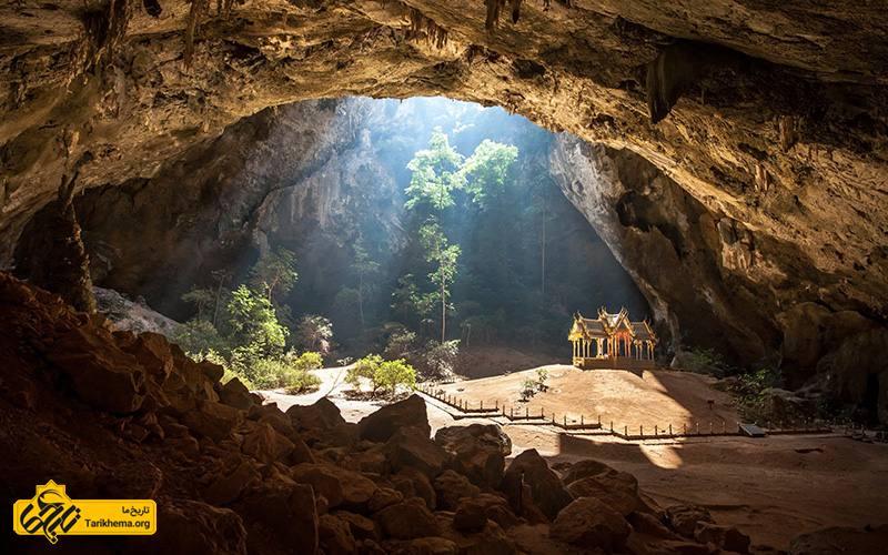 غار حیرت انگیز در جهان