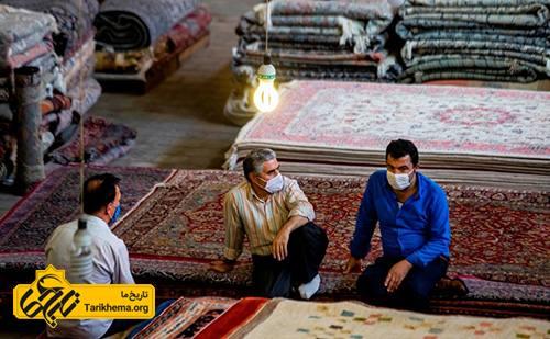 مرگ تدریجی فرش ایرانی