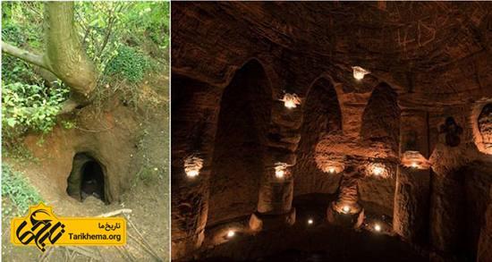غار کاینتون؛ سفر به دنیای آلیس در سرزمین عجایب