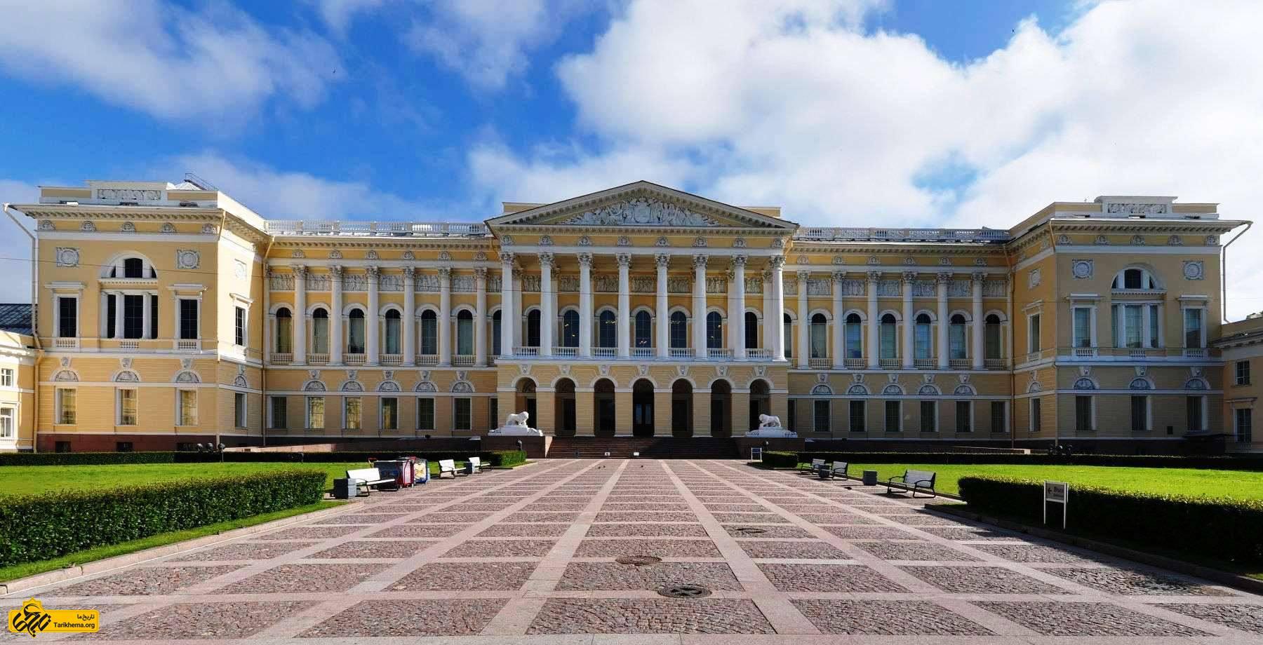موزه روس سنت پترزبورگ