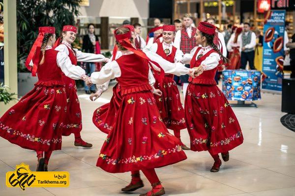 مرگهای عجیب در جهان: رقص