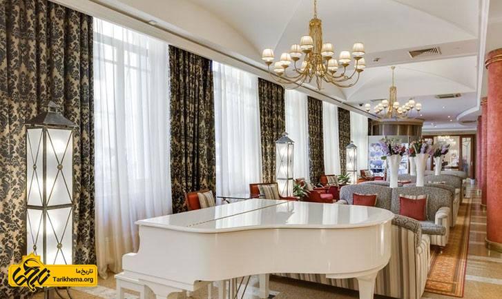 هتل پتر یکم مسکو