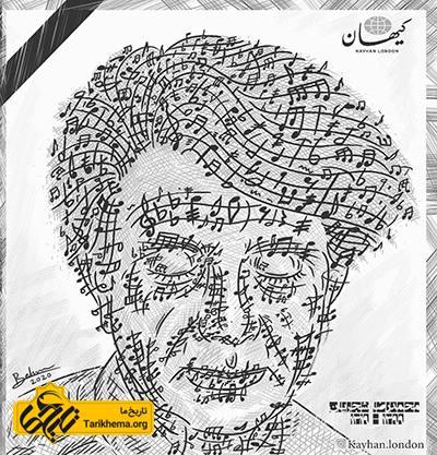 طرحهایی از خسرو آواز ایران