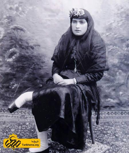 سیمای زنان تهران در عصر قاجار