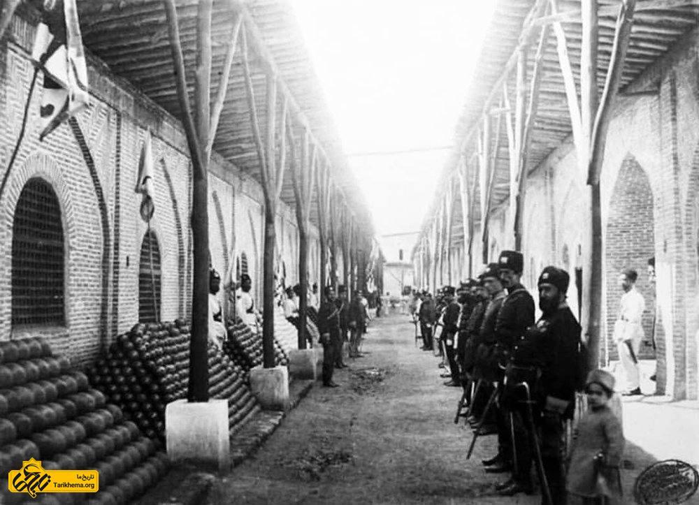 امیرکبیر و خودکفایی نظامی ایران