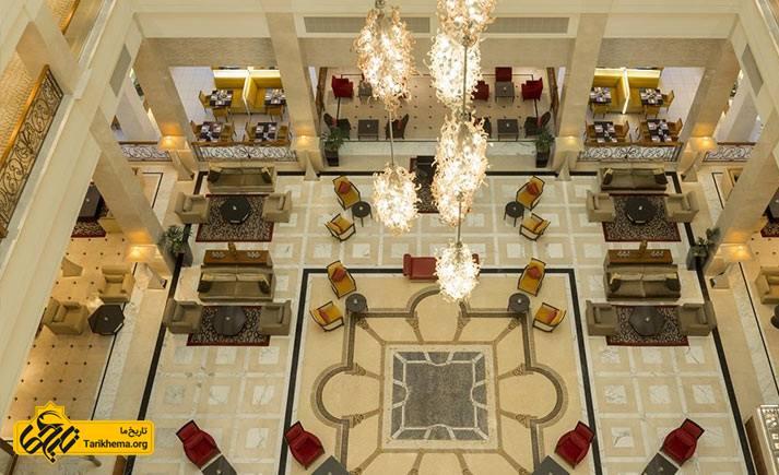 هتل وستین دبی مینا