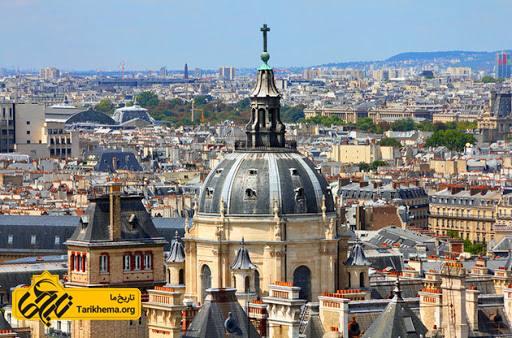 محله لاتین از جاهای دیدنی پاریس