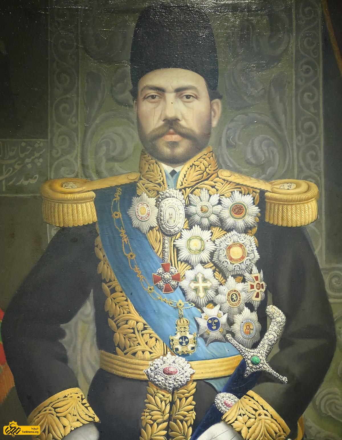 میرزاحسین خان سپهسالار