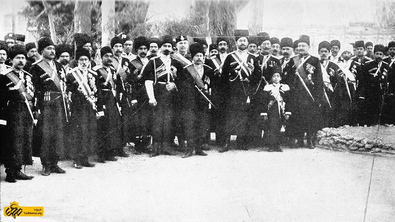 بریگاد قزاق در تبریز، فروردین ۱۲۸۸