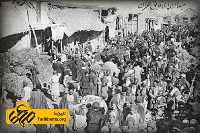 جمعیت ایران در زمان قاجار