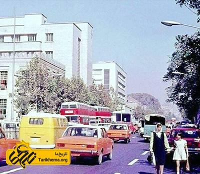 اتوبوسهای دهه پنجاه