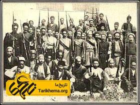 جنبش مشروطه ایران