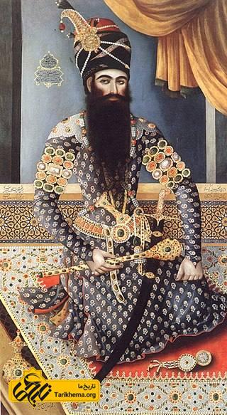فتحعلیشاه قاجار (۴ بهمن ۱۱۵۰ خورشیدی – ۱ آبان ۱۲۱۳ خورشیدی)
