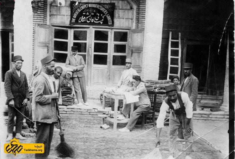 فرش؛ باارزشترین جنس صادراتی دوره قاجار