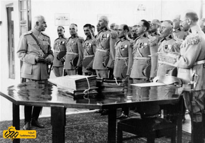 از ارتش اجارهای قجری تا ارتش نمادین رضاخانی