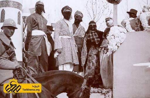 فروش ایران در دوره قاجار