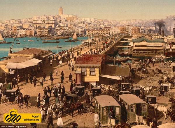 استانبول در زمانی عثمانی
