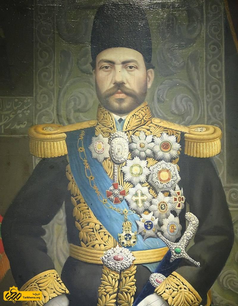 میرزا حسین خان سپهسالار