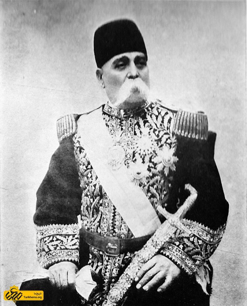 شاهزاده عبدالمجید میرزا (زاده ۱۲۲۴ در تهران – درگذشته ۱۰ آبان ۱۳۰۶ ه.خ در تهران) معروف به عینالدوله، صدراعظم دورهٔ مظفرالدینشاه و از مخالفان سرسخت مشروطیت ایران بود. وی دو نوبت نیز رئیس الوزرای ایران در زمان احمد شاه بود.