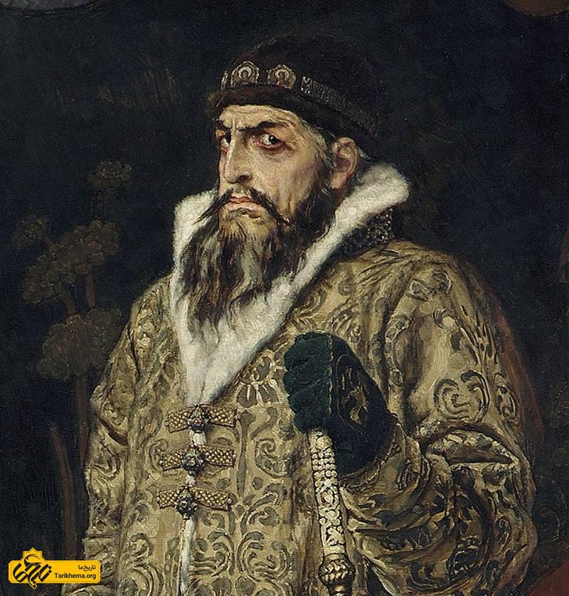 Ivan the Terrible (cropped).JPGایوان چهارم واسیلیویچ (به روسی: Ива́н Четвёртый, Васи́льевич) (زاده ۲۵ اوت ۱۵۳۰ مسکو - مرگ ۱۸ مارس ۱۵۸۴ میلادی مسکو)، یکی از تزاران امپراتوری روسیه بود.