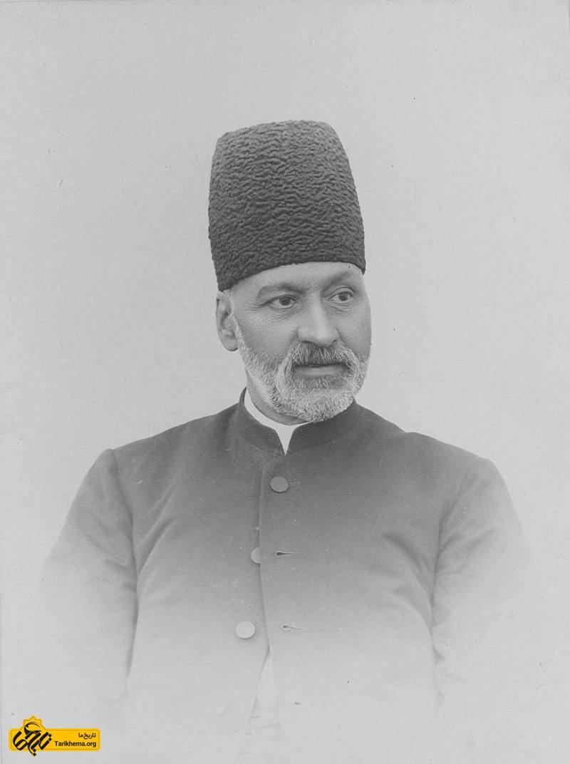 نصرالله مشیرالدوله اولین نخست وزیر ایران