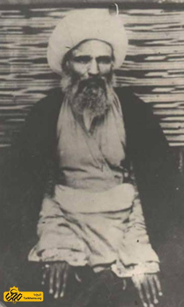 مرحوم آخوند ملا محمد کاظم خراسانی