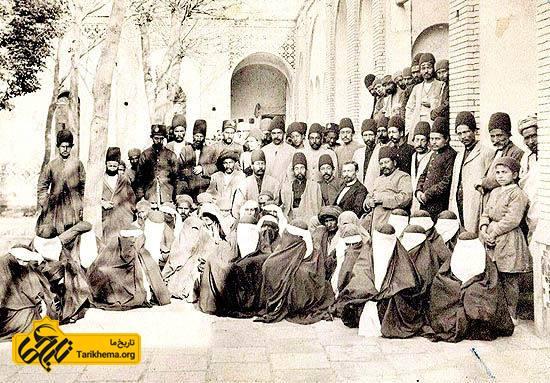 رابطه مستاجر و موجر در دوره قاجار