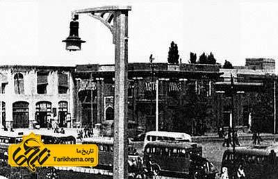 ورود برق به ایران در دوره قاجار