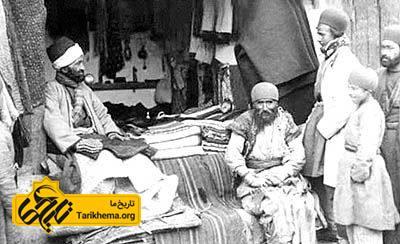 بازارها در زمان قاجار