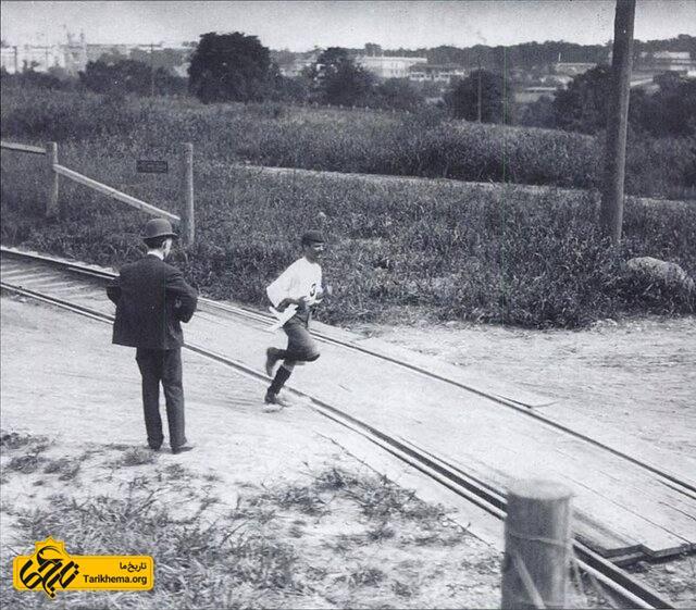 ماراتن۱۹۰۴، عجیبترین و کمدیترین مسابقه تاریخ المپیک