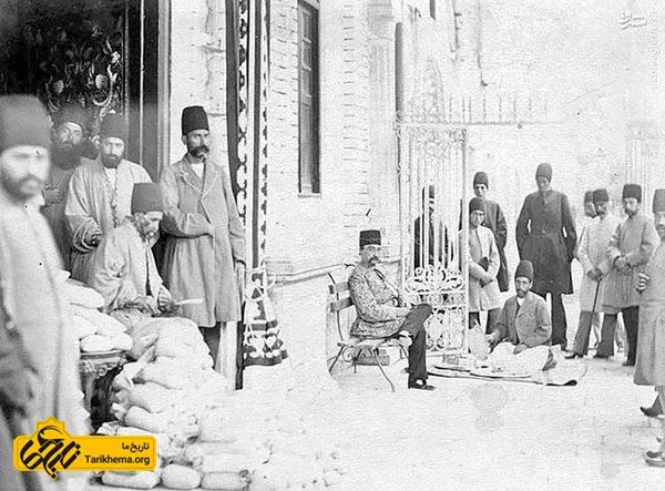 بازار قاجاری