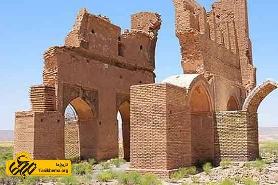 ایوان مسجد خسروشیر